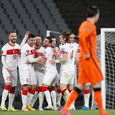 Fifa World Cup European qualifiers wrap: Netherlands stunned by Turkey, France held by Ukraine