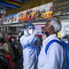 Coronavirus: With 59,118 new cases, India records highest daily rise since October 17