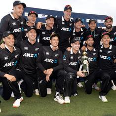 ICC rankings: New Zealand replace England as top-ranked ODI team, India drop to third spot