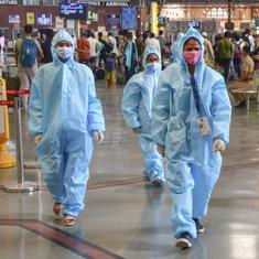 Coronavirus: Maharashtra reports 67,123 new cases in another record high