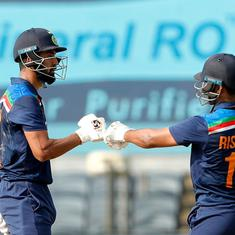 All class from KL Rahul, Rishabh Pant is box-office: Reactions to India's batting effort in 2nd ODI