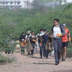 Eco India, Episode 103: Why are thousands of people collecting trash on their daily run?