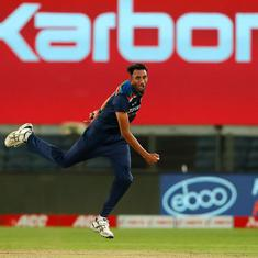 A challenging wicket for bowlers, says Prasidh Krishna after England batsmen run riot in second ODI