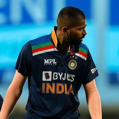 Sri Lanka vs India: Hardik Pandya bowling during intra-squad game a good sign, says Suryakumar Yadav