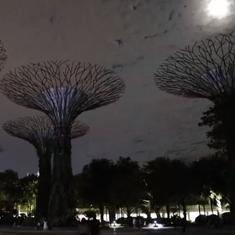 Watch: Famous landmarks around the world plunged into darkness to mark the Earth Hour 2021