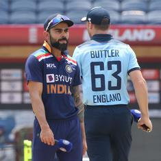 IND vs ENG, 3rd ODI as it happened: India hold nerve in thriller after Curran's stunning knock