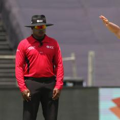 Hope he gets award for best umpire: Reactions to Nitin Menon's top performance during Ind-Eng series