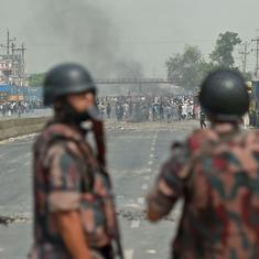 At least 13 killed in Bangladesh in protests against PM Modi's visit