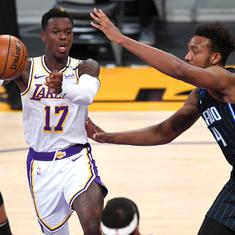 NBA wrap: Lakers hang on for narrow win over Magic, Booker powers Suns