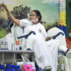 West Bengal: 'Too much greed is not good,' Mamata Banerjee tells Suvendu Adhikari in Nandigram