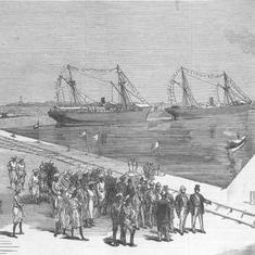 How the opening of the Suez Canal transformed Mumbai – and its sex trade