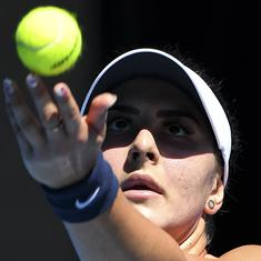Tennis: Defending champ Bianca Andreescu rallies, Coco Gauff returns with a win at Montreal