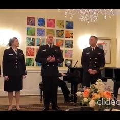 Watch: US Navy band sings Hindi film song 'Ye Jo Desh Hai Tera' from 'Swades' at dinner meeting