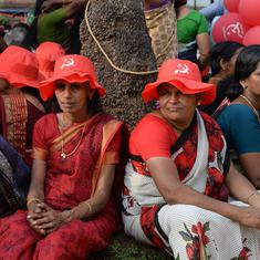 In six decades, the percentage of women MLAs in the Kerala Assembly has never exceeded 10%