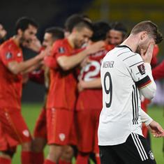 Fifa World Cup European qualifiers takeaways: New low for Germany, impact of Nations League
