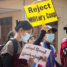 Myanmar's anti-coup protesters are exploiting the military's patriarchal values to their advantage
