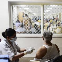 Coronavirus: India records 81,466 new cases – highest in six months