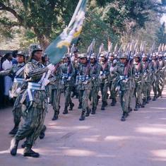 Meena Kandasamy's documentary on Sri Lanka's women Tamil warriors is now her latest book