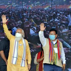 Assam elections: PM Modi appeals to militants to return to mainstream