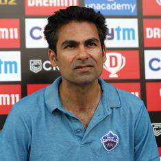 IPL 2021: Delhi Capitals have the players to win the title, says assistant coach Mohammad Kaif