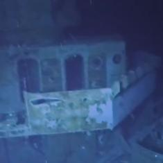 Watch: The world's deepest shipwreck, from 1944, has been mapped for the first time