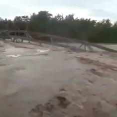 Watch: Scenes of flooding and landslides in Indonesia that killed at least 80 people in the country