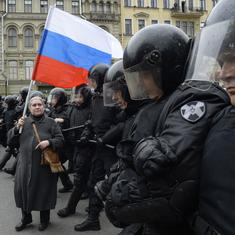 Around the world, autocrats like Vladimir Putin are deploying ruthless repression to stay in power