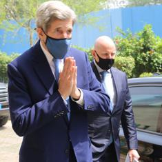 I personally welcome activism of Disha Ravi, says US climate envoy John Kerry