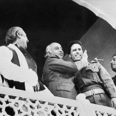 Arab nations were on the wrong side of the history during Bangladesh's freedom struggle