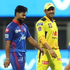 Watch: Rishabh Pant says special feeling to face his 'go-to man' Dhoni in first game as IPL captain