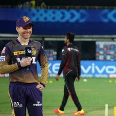 IPL 2021: KKR couldn't have asked for a better start, says captain Morgan after beating SRH