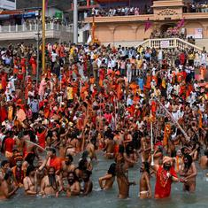 'Religion will not save India, science will': Doctor's view on holding Kumbh Mela despite Covid-19
