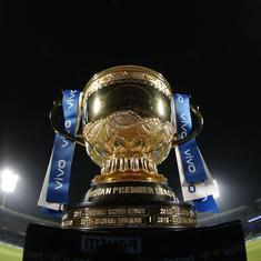 IPL 2021: Final two matches of league phase, SRH vs MI and RCB vs DC to be held simultaneously