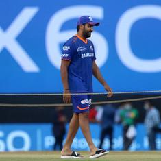 Watch: Lot of maintenance work to do for my lower body since injury in last IPL, says Rohit Sharma