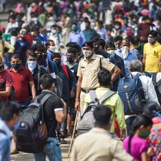 Coronavirus: As migrants in Mumbai rush to return home, Railways urges them not to panic