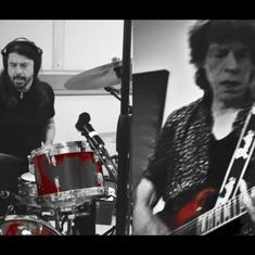 Watch: Musicians Mick Jagger and Dave Grohl release surprise song offering post-lockdown hope