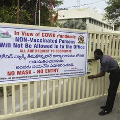 Telangana: Wear masks even at homes, says top health official
