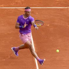 Monte Carlo Masters: Djokovic, Nadal make smooth return in first match since Australian Open