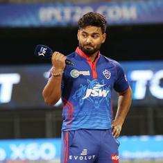 IPL 2021: Good to see how Delhi Capitals adjusted to Chennai wicket, says captain Rishabh Pant