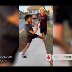 'Better start walking': White US Army officer assaults Black man, demands he leaves neighbourhood