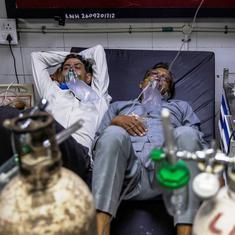 Desperate pleas for remdesivir, oxygen fill social media as Covid-19 crisis intensifies
