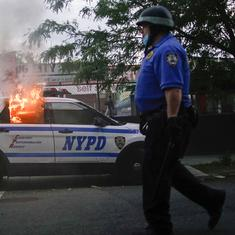 Anti-Black police brutality may lead to an armed insurgency in the US