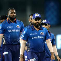 IPL 2021: Sunrisers Hyderabad botch another chase as Mumbai Indians' bowlers star in 13-run win