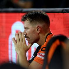 Data check: David Warner's captaincy record at Sunrisers Hyderabad was pretty special