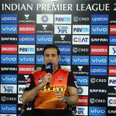 IPL 2021: Rotating strike is important, can't rely on boundaries on slow tracks, says SRH's Laxman