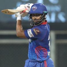 IPL 2021, DC vs PBKS, as it happened: Dhawan's classy 92 power's Delhi Capitals to 6-wicket win