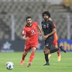 AFC Champions League: Spirited FC Goa go down fighting to last season's runners-up Persepolis FC