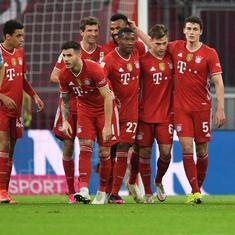 Bundesliga: Bayern Munich on the brink of ninth straight title, Schalke relegated after thirty years