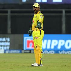 Support has been set up for MS and family: Fleming on Dhoni's parents testing positive for Covid-19