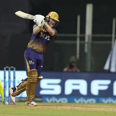 IPL 2021: It's a matter of time, says KKR captain Eoin Morgan on his poor run of form